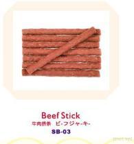 Rindfleisch-Stock