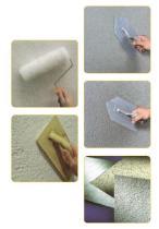 Mortaio del polimero (materiale dell'intonaco del polimero)
