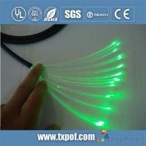 Plastikfaser-Optikkabel für Beleuchtung