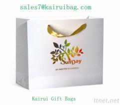 Het winkelen de Zakken van het Document met embleem-Kiarui08