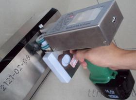 Handheld Inkjet Printer, Handset Inkjet Coder