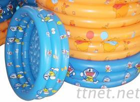 Piscine extérieure de piscine gonflable