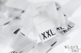 JML-23-XXL -サイズのラベル