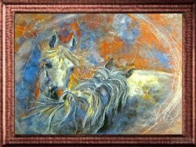 JML-35-002 - Woven Painting