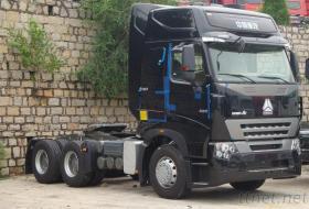 HOWO 6x4 Traktor-LKW