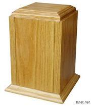 De houten Urnen van het Huisdier