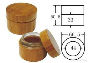 Bambuswimperntusche-Schläuche, kosmetischer Kasten