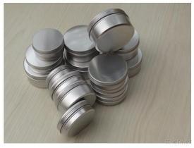 Het Tin van het aluminium, de Kruiken van het Aluminium, de Schroef van het Aluminium kan