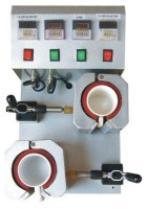 Máquina da imprensa do calor do copo