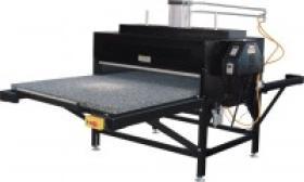 Máquina de impressão de transferência do Sublimation