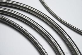 Tubo flessibile esterno della gomma del legare