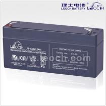Blei-Säure-Batterie 6V, 3.2Ah