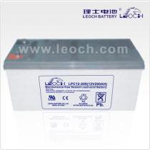 Batterie für Solar Energy System 12V 200AH