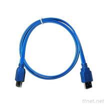 2-3 (편평한) USB 3.0 케이블 Am/Bm
