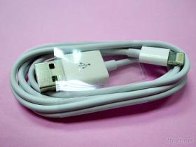 USB a Male to iPhone 5 (Oval)