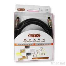 Câble 18-3 de fibre