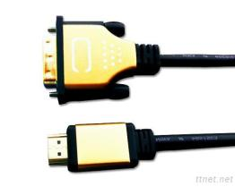 Sample 24 - HDMI A. C. D Cable