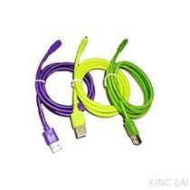 3-33 I-PHONE 색깔 USB 케이블