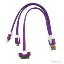 4-27 cavo del USB 2.0 di I-PHONE