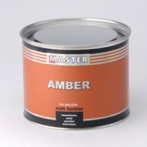 Amber Polyester Putty