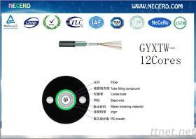 GYXTW 12Cores Unitube Glasfaser-Kabel