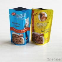 sacchetto diritto della storta del sacchetto dell'alimento per animali domestici 110G