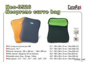 Neoprene Curve Bag