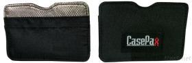 Horizontale Houders van de Creditcard van Casepax RFID de Blokkerende -