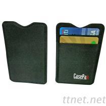 Houders van de Creditcard van Casepax RFID de Blokkerende - Verticaal