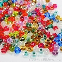 Glass Beads, Bugle Beads