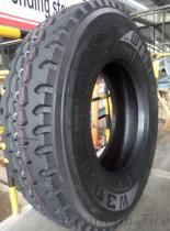 De radiale Band 12R22.5 van de Vrachtwagen