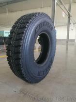 1200R20 de radiale Band van de Vrachtwagen