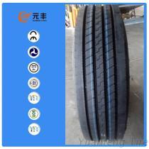 Radiale de vrachtwagenband 12R22.5 van Yuanfeng