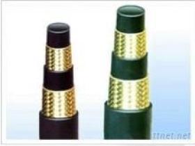 Treccia idraulica del legare del tubo flessibile 2SN/Steel del tubo