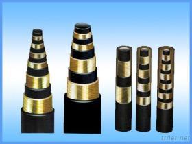 Tubo flessibile della gomma di spirale del filo di acciaio R13
