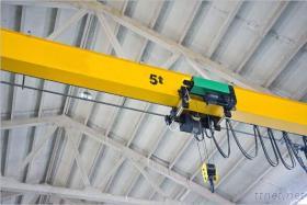 5トン10トンの単一のガード頭上式EOTクレーン製造業者