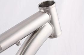 Titanium Bicycle Frames