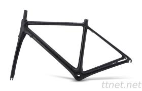 Light Weight Carbon Road Frame Set