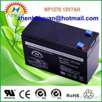 Lead Acid Rechargeable Battery 12V7Ah For Ups