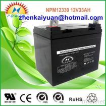 Lead Acid Battery 12V33Ah For Ups
