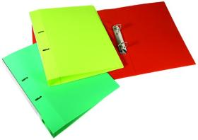 PP 2-D Ring Binder