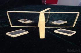 医学のガラス専門のX線装置の保護