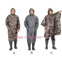 Military Raincoat