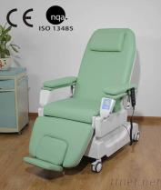 헌혈 의자