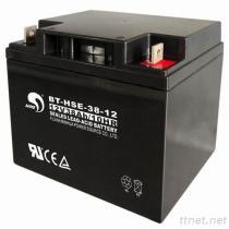 AGM Battery 12V38Ah