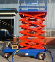 Het gemotoriseerde Hydraulische Platform van de Lift