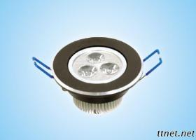 3W/5W/7W LED Ceiling Light, Aluminum and Lens Housing (C-I001)