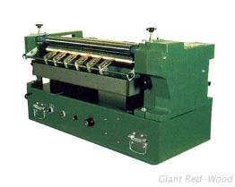 RW-6836 Gluding Maschine