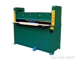 Machine de découpage RW-013 à grande vitesse hydraulique