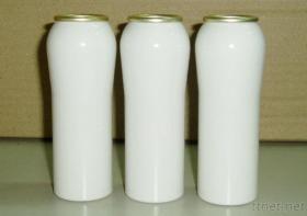Latte di alluminio con figura speciale